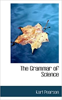 Book The Grammar of Science