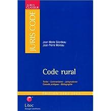 CODE RURAL 2002-2003
