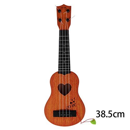 Lookgid Kids Children Can Play Simulation Guitar Toy Musical Instruments Toys Guitars & Strings