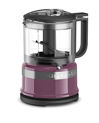 KitchenAid 3.5 Cup Mini Food Processor - Boysenberry Purple