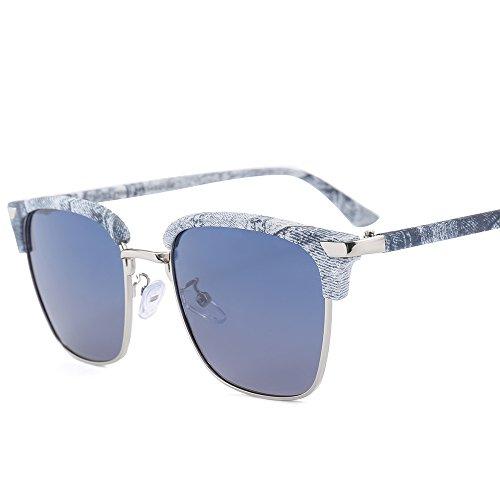 mode tendances demi conduite lunettes lunettes Qinddoo T63 soleil lunettes soleil de soleil trame polarisées de de polarisées v7WWBAPS