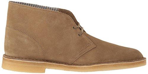 Clarks Originali Da Uomo Desert Boot Oakwood In Pelle Scamosciata Nuovi