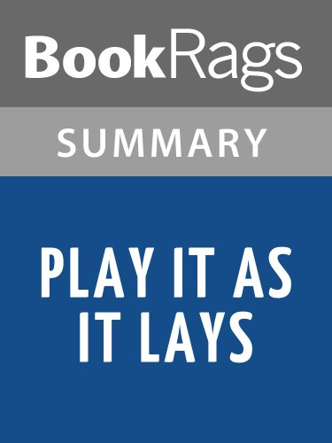 Summary & Study Guide Play It as It Lays by Joan (Didion Play It As It Lays)