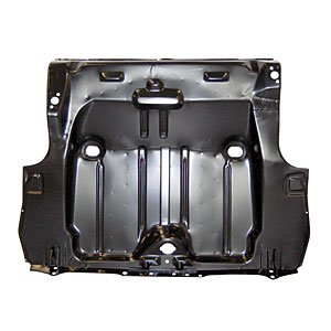 - Auto Metal Direct 800-3568 Steel Trunk Floor Pan - Full