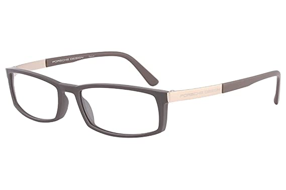 094d25113847 Amazon.com  Porsche Designs Eyeglasses P8240 B Matte Gray