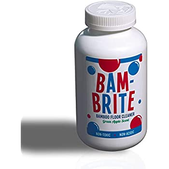 Amazon Com Bam Brite Bamboo Floor Cleaner Concentrate