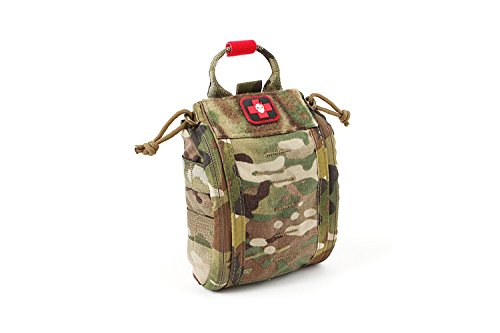 550 Red Berry - ITS Tactical ETA Trauma Kit Pouch (Fatboy) (MultiCam)