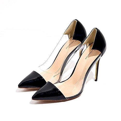 sandalias Boho tal planas Verano BAJIAN LI heelsWomen Alta mujer bajo el sandalias wRnZ0q76