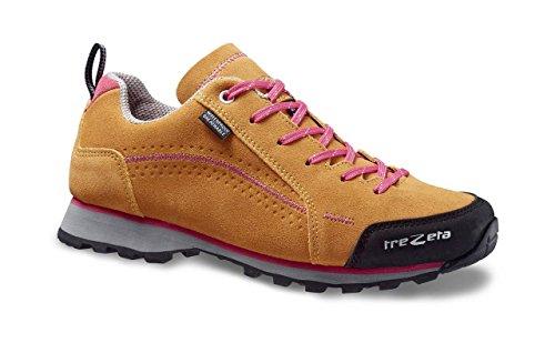 TREZETA Shoes DamenSpring WP Ochre-Magenta Ochre-Magenta