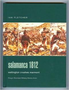 Amazon.com: Salamanca 1812: Wellington Crushes Marmont ...