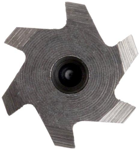 Straight Flute Alvord Polk 128-0 Cobalt Steel Chucking Reamer Round Shank Size: 15//32 Inch Uncoated Finish