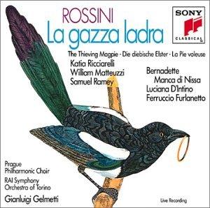 """Résultat de recherche d'images pour """"Bobine Rossini gazza ladra"""""""