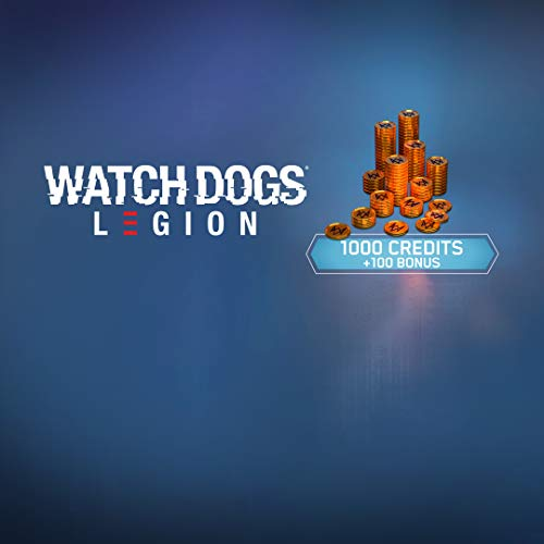 Watch Dogs: Legion Credits Pack 1100 - PS5 [Digital Code]