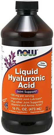 NOW Hyaluronic Nutritional Supplement 16 Ounce product image