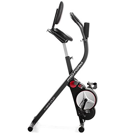 ProForm X de Bike Duo 2 en 1 Bicicleta estática Fitness Bike ...