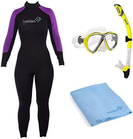 7102f04eb8 Mua Women's diving suits - Ivation trên Amazon Mỹ chính hãng giá rẻ ...