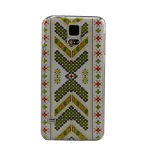ZXC Samsung S5 I9600 compatible Graphic Plastic Back Cover