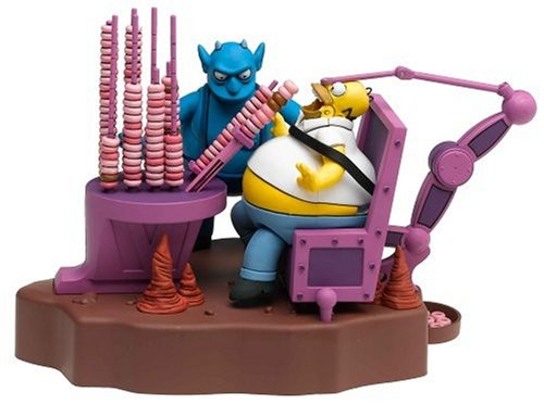 "McFarlane Toys - The Simpsons Box Set ""Ironic Punishment"""