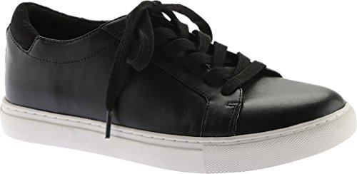 Fashion REACTION Women's Cole Leather Sneaker Kenneth Black Kam Era ZqB5Ow