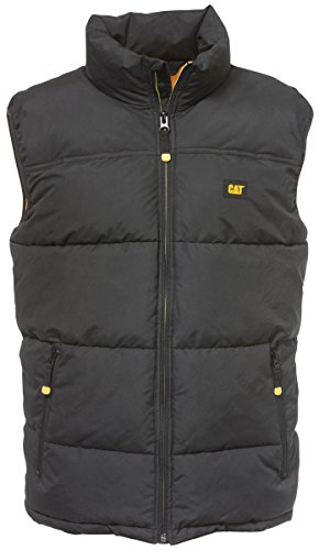 Caterpillar mens Quilted Insulated Bodywarmer