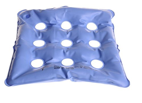- Medline MSC061005 Aeroflow II Wheelchair Cushions, 18