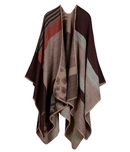 Used, Womens Ladies Autumn Winter Fashion Cloak Capes Cardigans for sale  Delivered anywhere in Canada