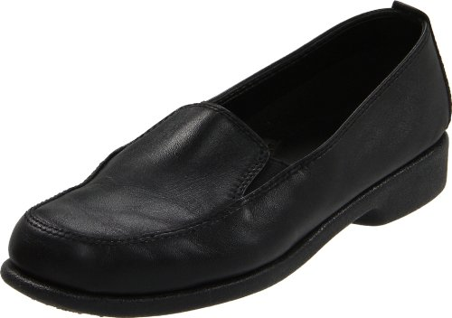 Hush Puppies Women's Heaven Slip On,Black,9 M US by Hush Puppies
