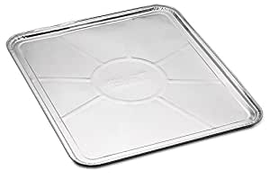 DCS Deals Foil Oven Liner 18.5 X 15.5 Inch - Set of 10- Made in USA