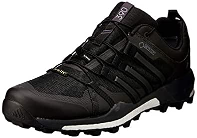 adidas Men's TERREX Skychaser GTX Trail Running Shoes, Core Black/Core Black/Carbon