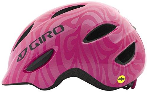 Giro Scamp MIPS Bike Helmet - Kid's Bright Pink X-Small