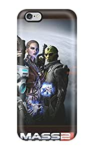 Andrew Cardin's Shop New Fashion Premium Tpu Case Cover For Iphone 6 Plus - Mass Effect 2 Widescreen 3823243K67350194