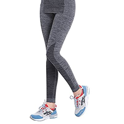 Women's Ultimate Stretch Ankle Leggings Active Yoga Running Pants Workout tights
