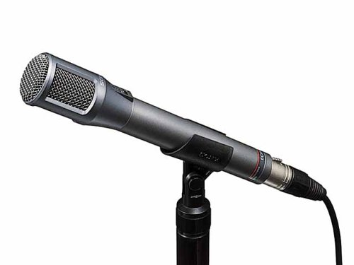 Sony Electret Condenser Microphone | ECM-360 (Japanese Import)
