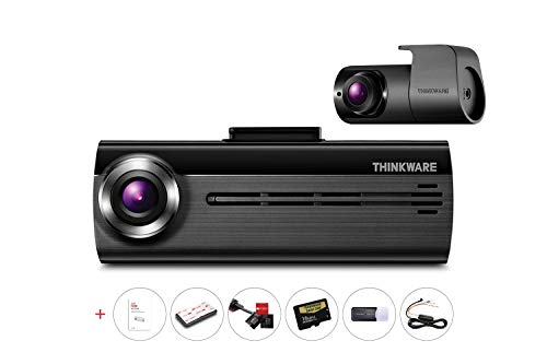 Thinkware FA200 2CH Dual Channel Dash Cam | Hard-Wiring Kit ... on