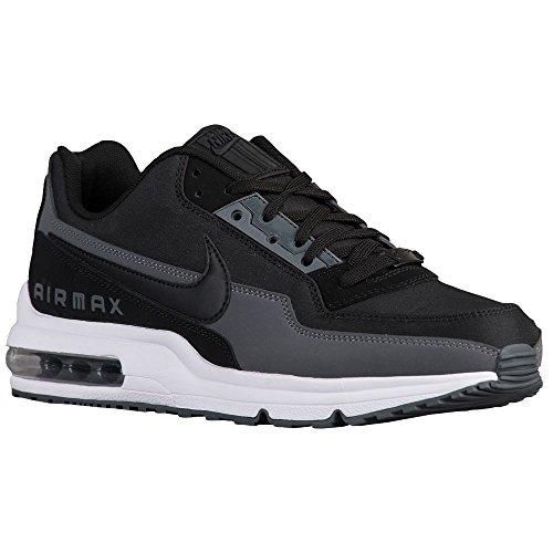Nike Mens Max LTD 3 Premium Black/Black-Dark Grey 695484-004 (11 M US)