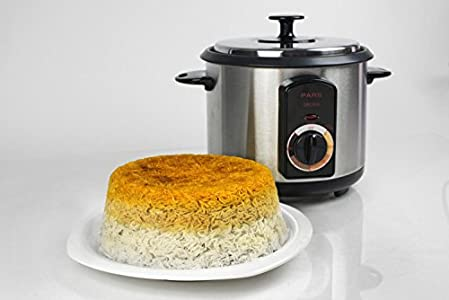 PARS Automatic Persian Rice Cooker – i went online and found recommended instructions from others