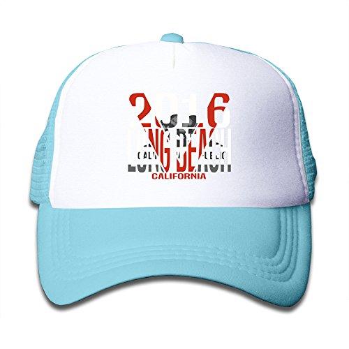 youth-long-beach-california-sports-kids-snapback-hat-baseball-cap-skyblue