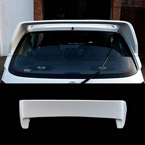 for 96-99 Glanza Startlet EP91 JRM Style frp fiber glass auto body kits Rear spoilerガラス繊維リアスポイラー