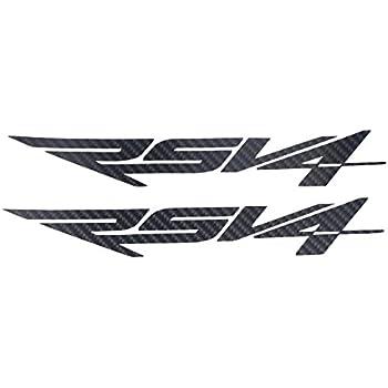 PRO-KODASKIN Motorcycle Carbon Sticker Decal Emblem for Aprilia TUONO V4