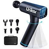 Urikar Pro 3 Massage Gun, Portable Deep Tissue