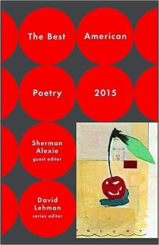 the best american poetry 2013 lehman david