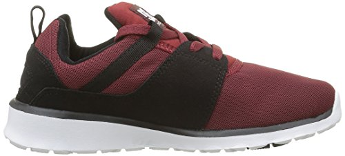 M Uomo Heathrow Shoes Dc chi Sneakers Rosso qw4p6vfnT7