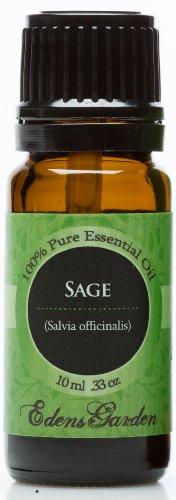 Sage 100% Pure терапевтической степени чистоты Эфирное масло 10 мл