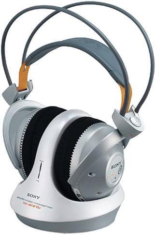 Sony Mdr Rf 875 Rk Funk Kopfhörer Geschlossen Silber Elektronik