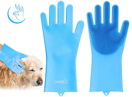Easy way to get fur from your pooch especially when they dont like being brushed