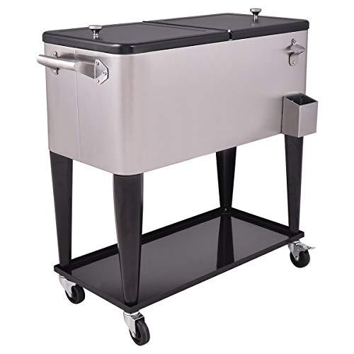 metal coleman cooler - 8