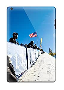 Best Quality Case Cover With Shaun White Snowboarding Nice Appearance Compatible With Ipad Mini 2