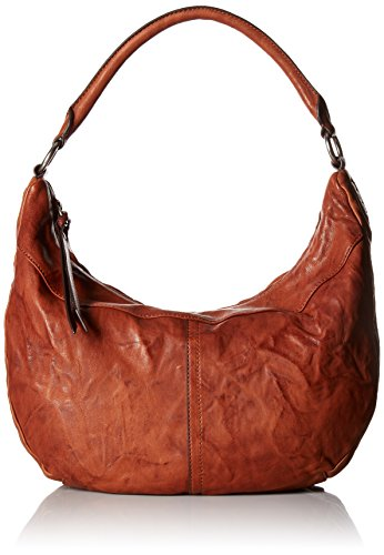 FRYE Veronica Zip Hobo, Cognac by FRYE