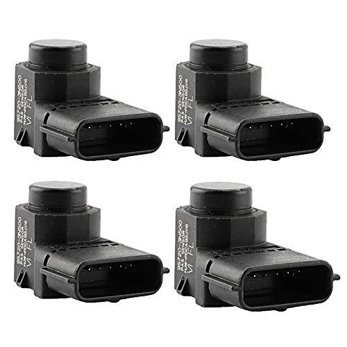 PDC Parking Sensor Car Reverse Backup PDC Parking Assist Sensor for i40 4MT006KCB: