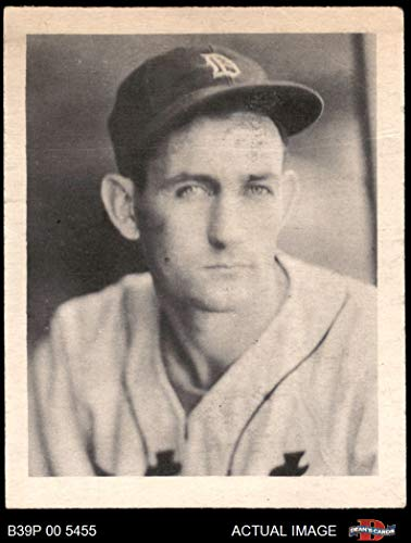 1939 Play Ball # 50 Charlie Gehringer Detroit Tigers (Baseball Card) Dean's Cards 2 - GOOD Tigers